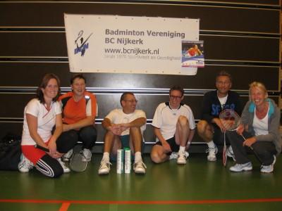 Badminton vereniging
